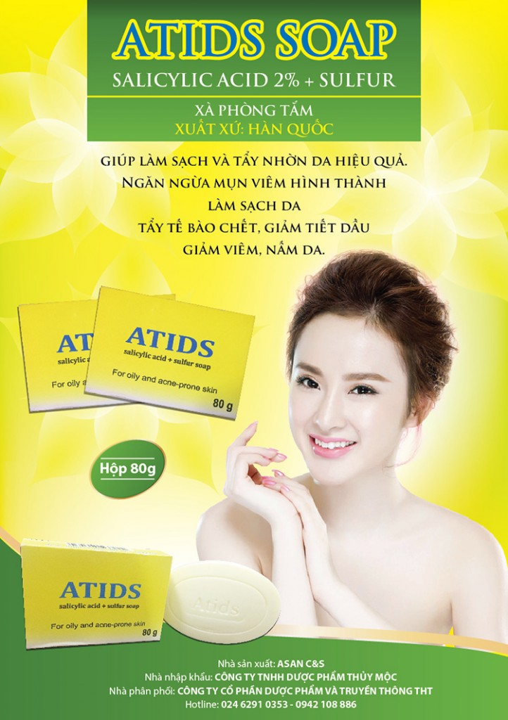 10.7 to roi ATIDS SOAP